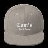 Flat-brim, Snapback Hat